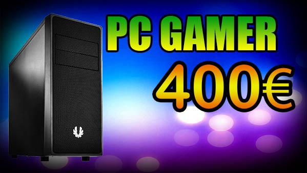 PC GAMER 400 EURO