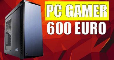 Pc gamer 600 euro