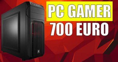 Pc gamer 700 euro