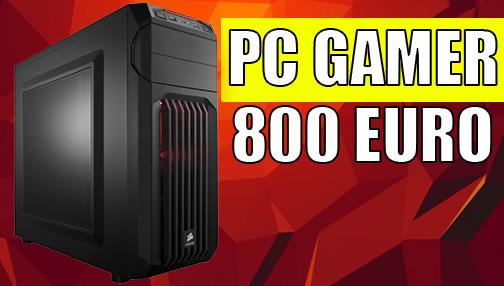 PC GAMER 800 850 EURO