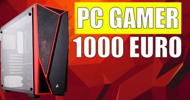 PC gamer 1000 euros